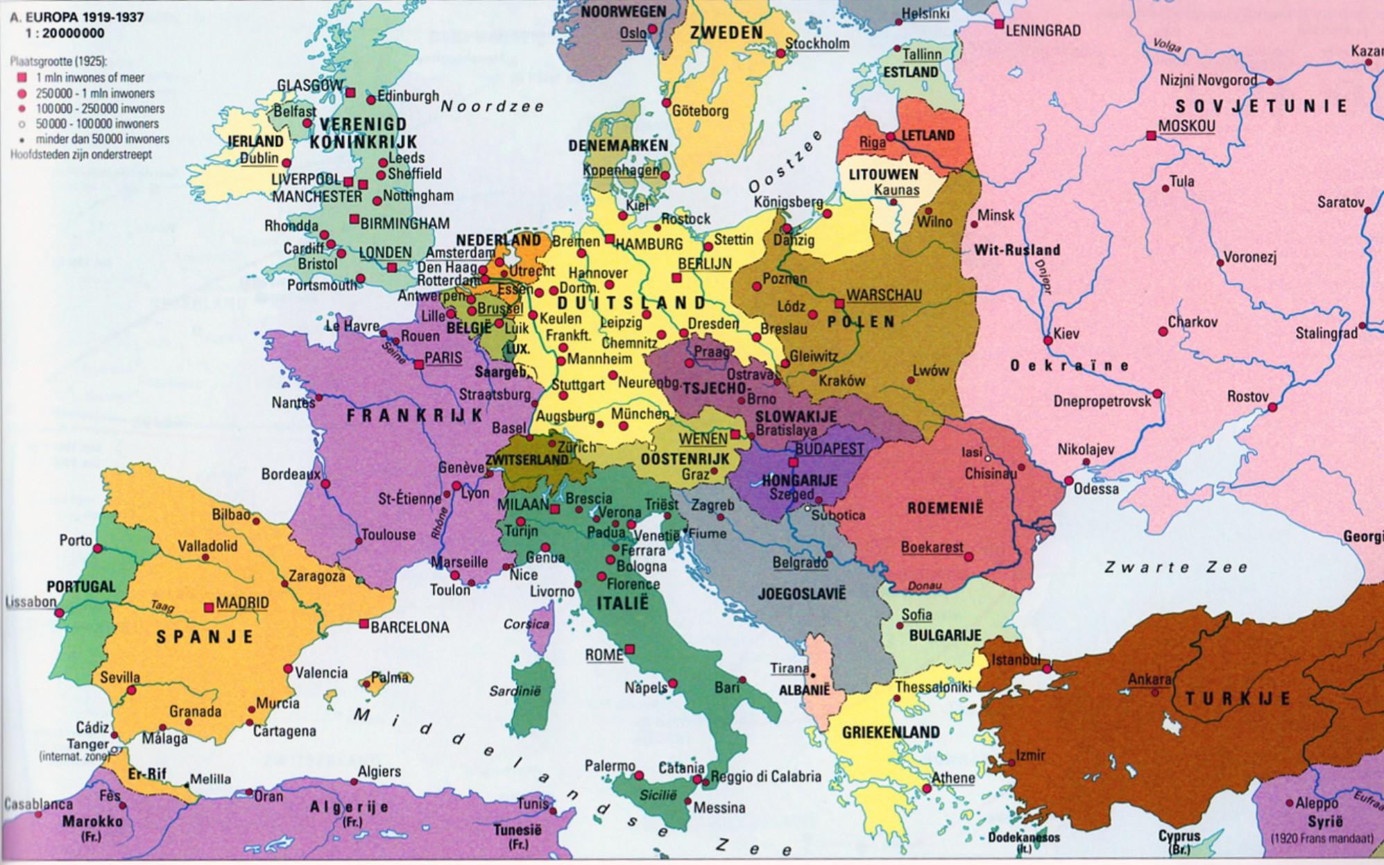 EUtopics: Europa