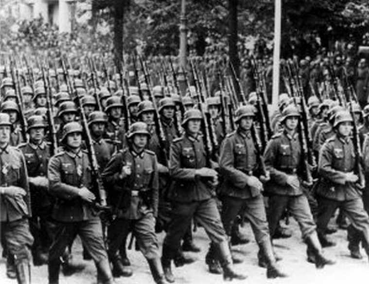 An overview of hitlers remilitarization of the rhineland in march 1936